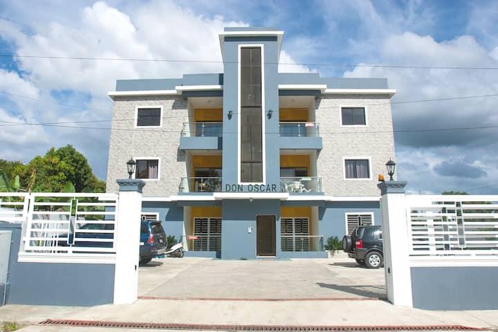 Residencial Don Oscar apt 202  Bonao - Rentals