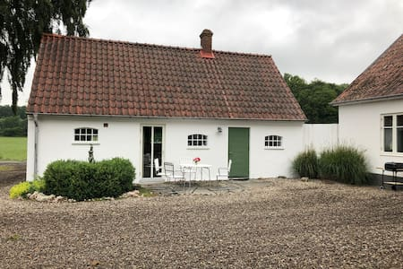 Charming house at Skåne-Tranås on Österlen