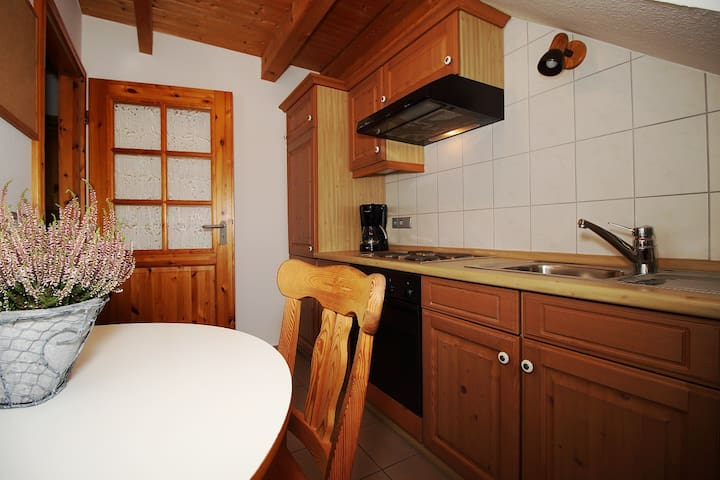 Wohnen auf dem Land - bei Hamburg - Hanstedt - Appartement