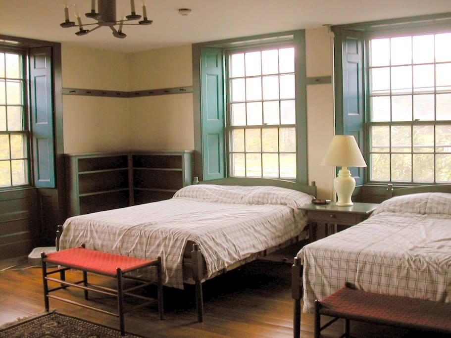 Example of a Double Room