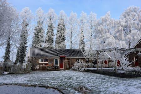 De Porrepoele - Landelijk genieten in Grunnen! - Alteveer