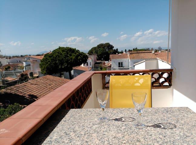 Apartamento Curculla ideal parejas. Wifi - Empuriabrava - Flat