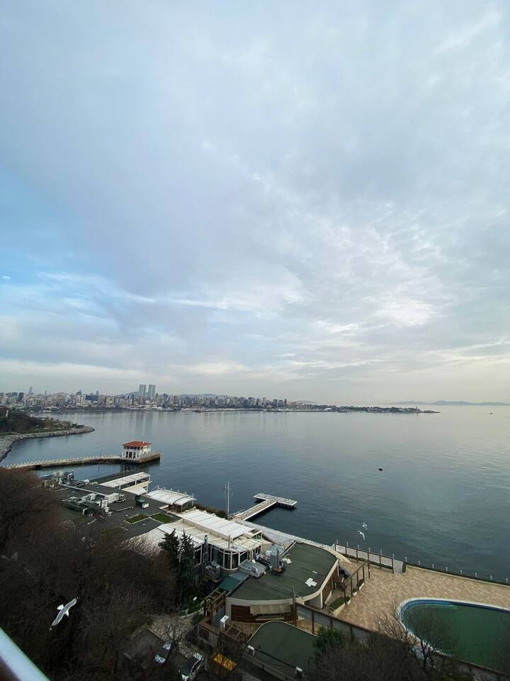 Panaromic Sea View! 3 Different Option To Stay