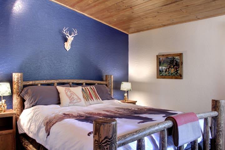 Camp 2 Bedroom