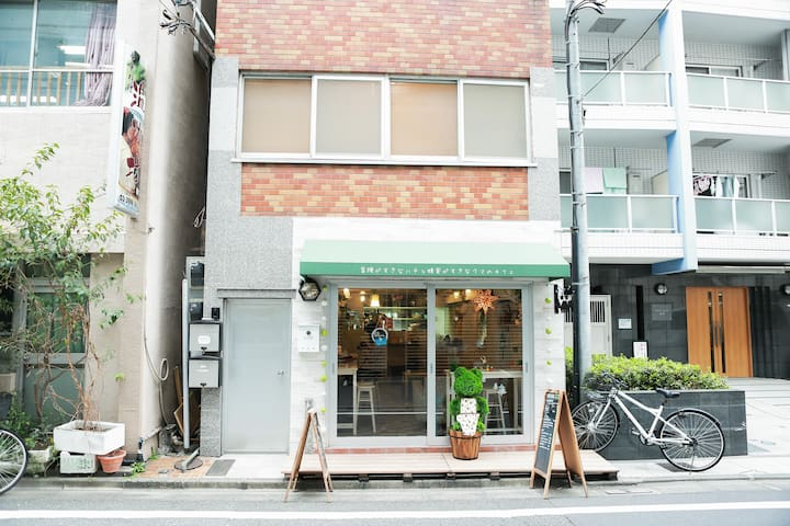 Three Storeys Apt, 4 bds, Dentsu Building nearby-1 - Toshima - Leilighet