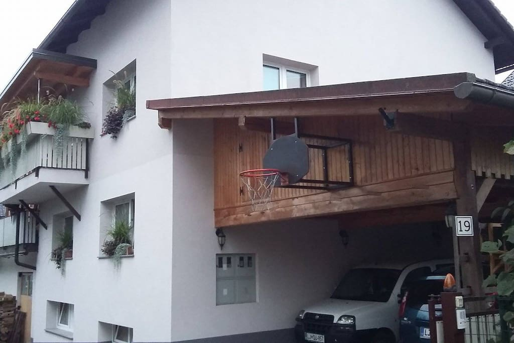 A family house where apartment is waiting for you.
