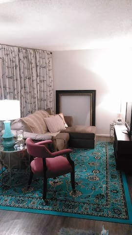 1 bed/1bath apt easy Greenbelt and Zilker access