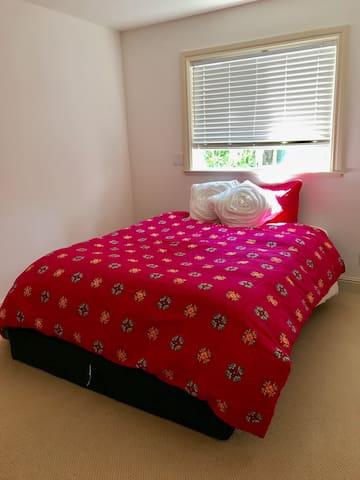 Queen Bedroom #6 -MAIN LEVEL
