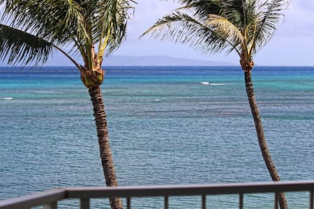Royal Kahana 410; 2 BR, Oceanfront, No Resort Fee - Napili-Honokowai - Condominium