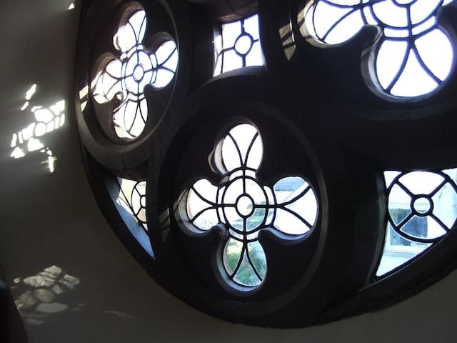 Castlekirk B&B Twin room with private shower room.