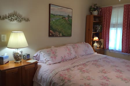 A Beautiful Sunset Room - Beaufort - Bed & Breakfast