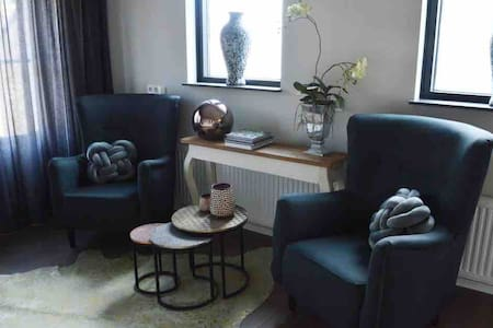 Luxe 2 persoons privé Bed & Breakfast appartement.