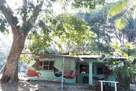 Clear River Beach Front Hostel & Rentals.