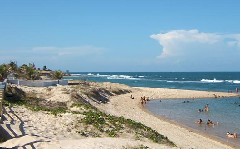 Casa ampla e linda na Praia de Barreta, Natal RN - São José de Mipibu