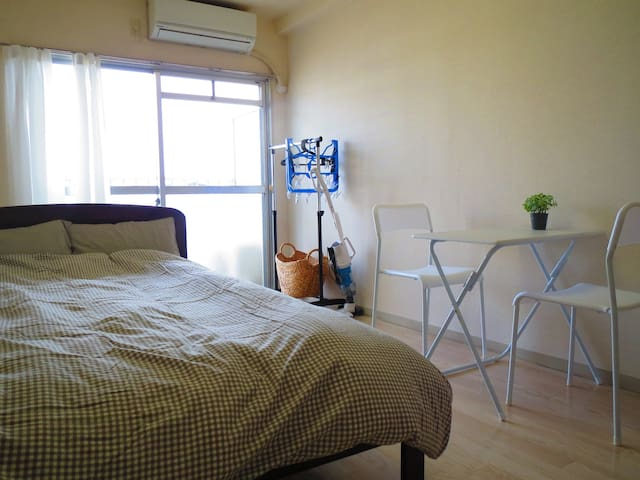 Near Nagoya castle & Nagoya station!★WIFI FREE 322 - Nishi-ku, Nagoya-shi - Apartment