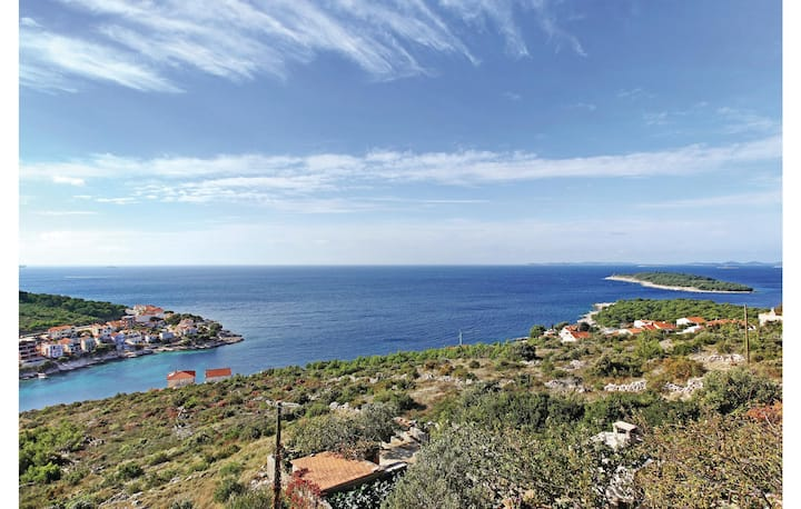 Stunning home in Primosten with 1 Bedrooms and WiFi