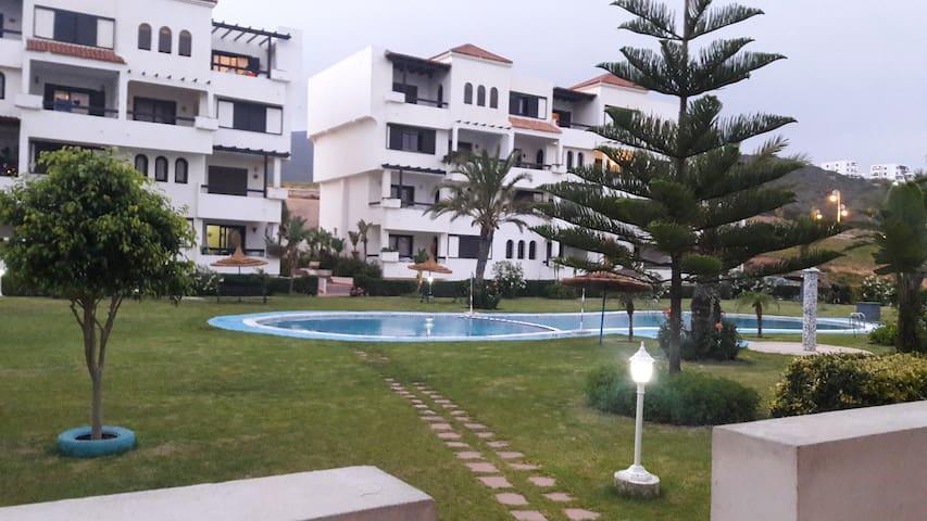 logement balnéaire en excellence - Tétouan - Lejlighed