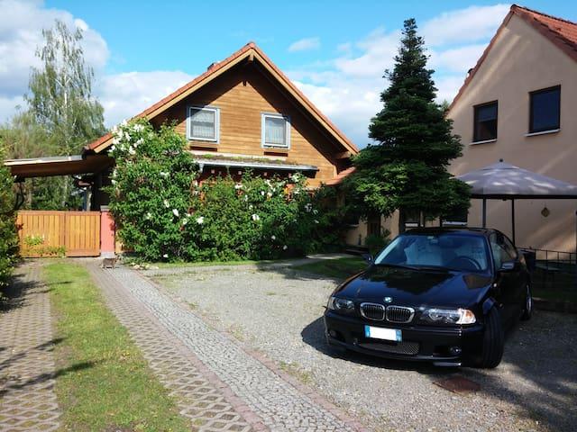 Kleines gemütliches Zimmer - Schönefeld - Hus