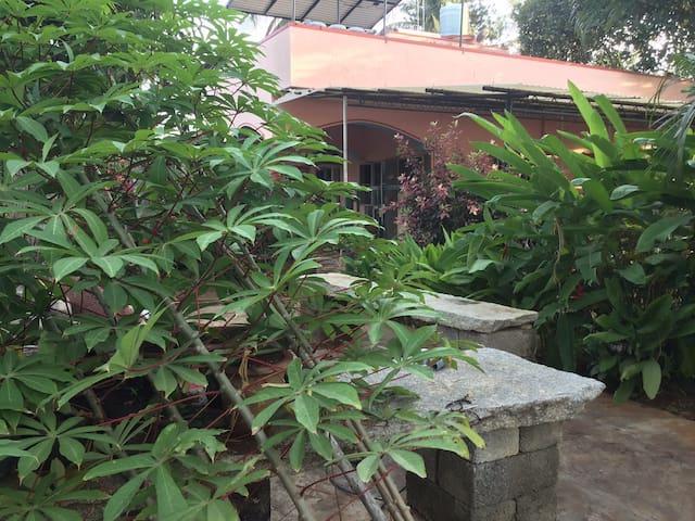 """Master's Retreat @ """"Ramalayam Estate"""""""