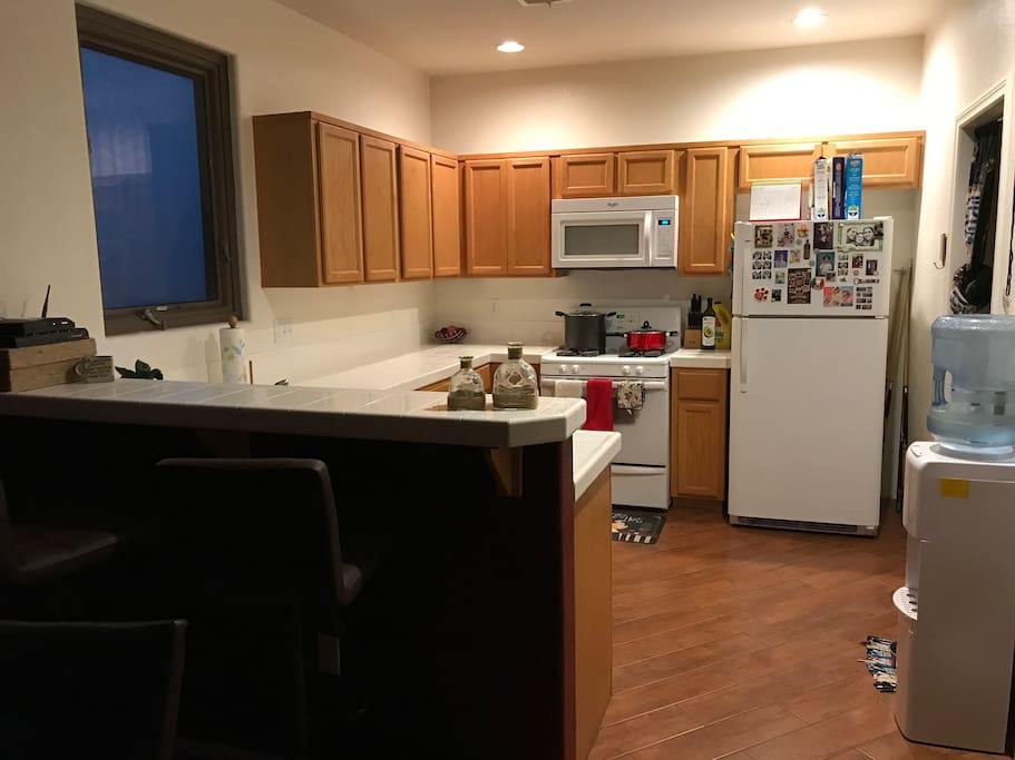 Kitchen - you can cook your own meals!