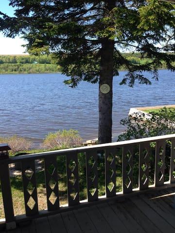 La maison près du lac
