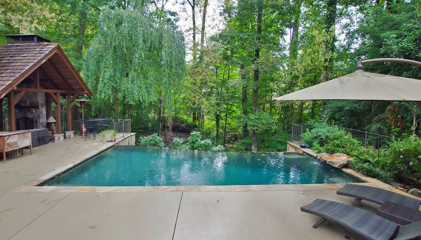 Buckhead executive home/July-Sept OCCUPANCY MAX 8