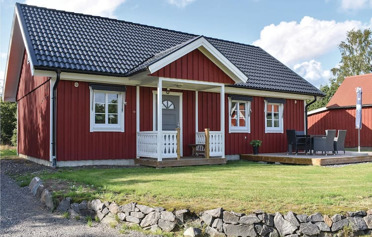 Holiday cottage with 3 bedrooms on 115m² in Unnaryd