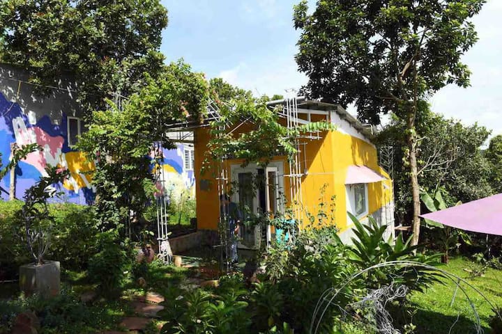 MeGarden Yellow house, Daknong