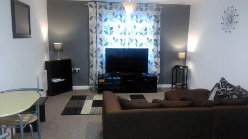 Friendly City Apartment