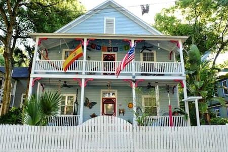 Casa Manuela - Peaceful Downtown Retreat - St. Augustine