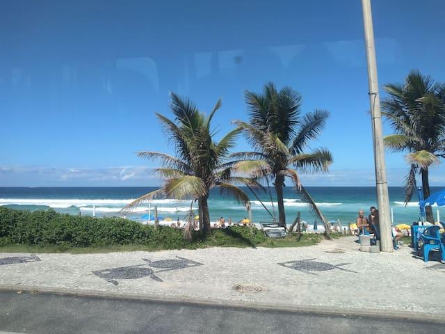 Lar da Lu nos ares da praia
