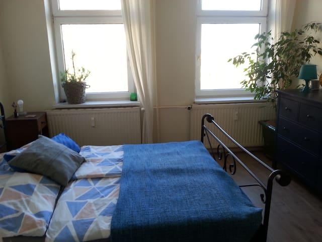 Gemütliche 2-Raumwohnung in zentraler Lage - Rostock - Appartement