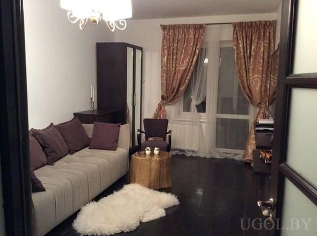 Квартира Маяк Минска,возле метро.