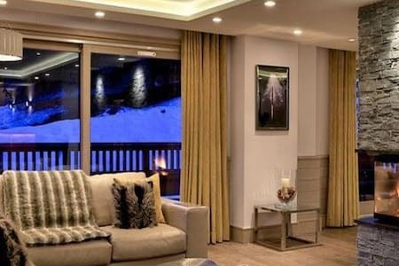 Ski-in- -Ski-out --Superb place-- Luxurious******* - Imst