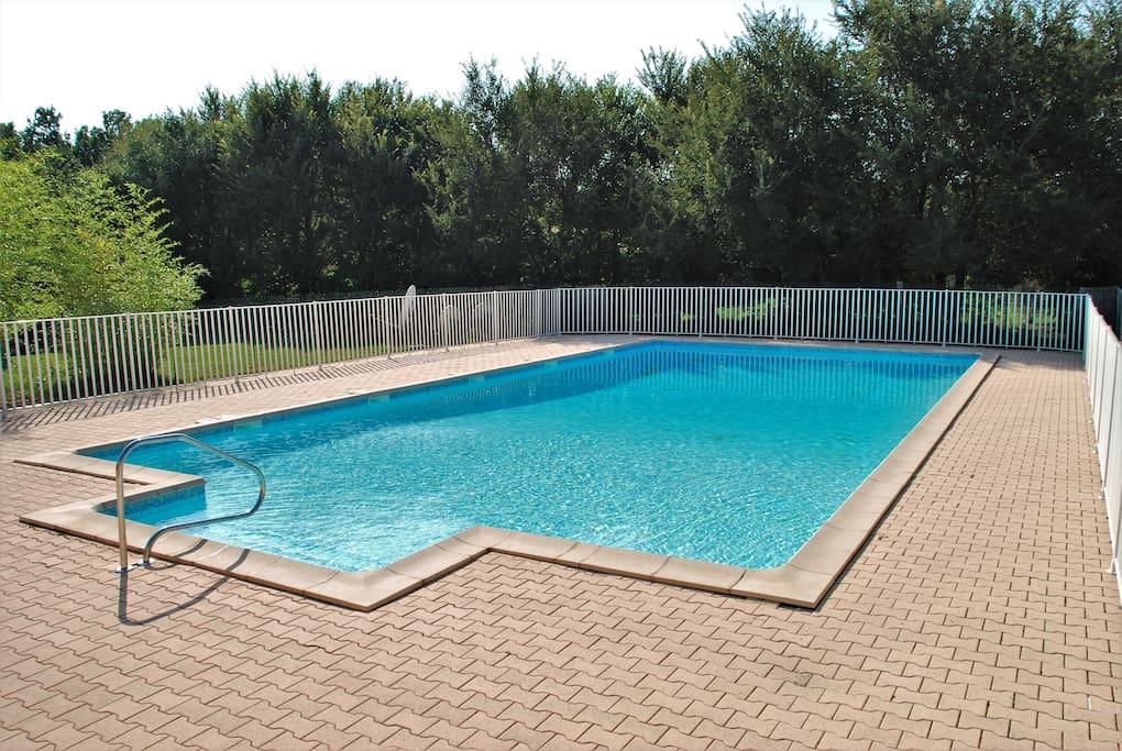 Residence pool - 15x8 metres
