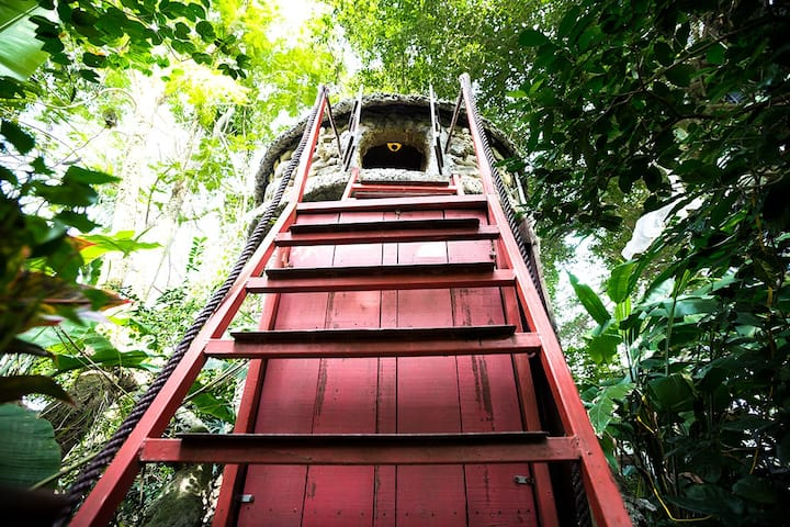 Cosy Tree House just 15 minutes from Hanoi City
