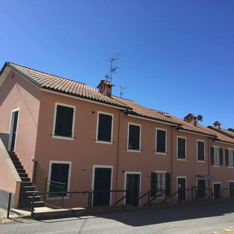 """La casa rosa - Albergo Ristorante """"La Veranda"""""""