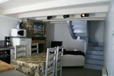 Maison de pêcheur typique de l'ile de Sein - Île-de-Sein - Дом