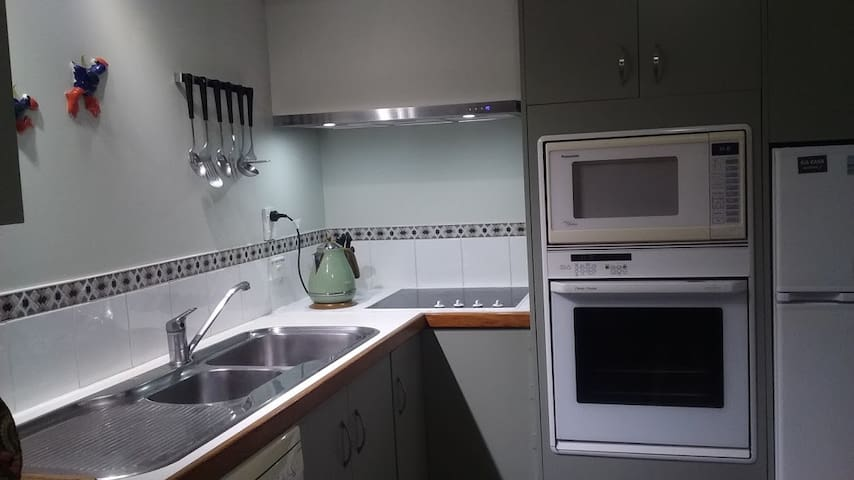 Kitchen fully self contained