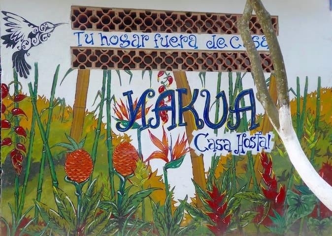 Nakua Casa Hostal: 101 - Ave del Paraíso - Palomino - Casa de huéspedes