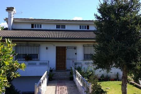 Casa grande familiar cerca de Tui, Vigo, Portugal - Caldelas de Tui