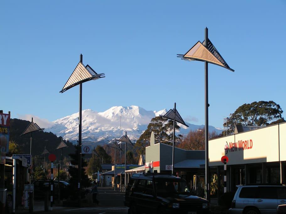 Ohakune Village