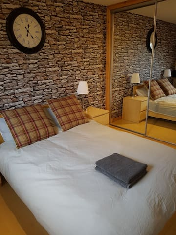 Double room only accommodation in Ullapool