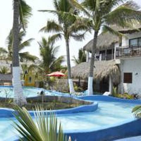 Hotel Marbella Eco Lodge DOUBLE Room 8 to Ocean