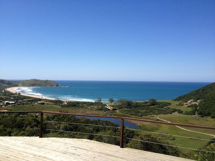 Casas do Silveira - Vista excepcional do mar