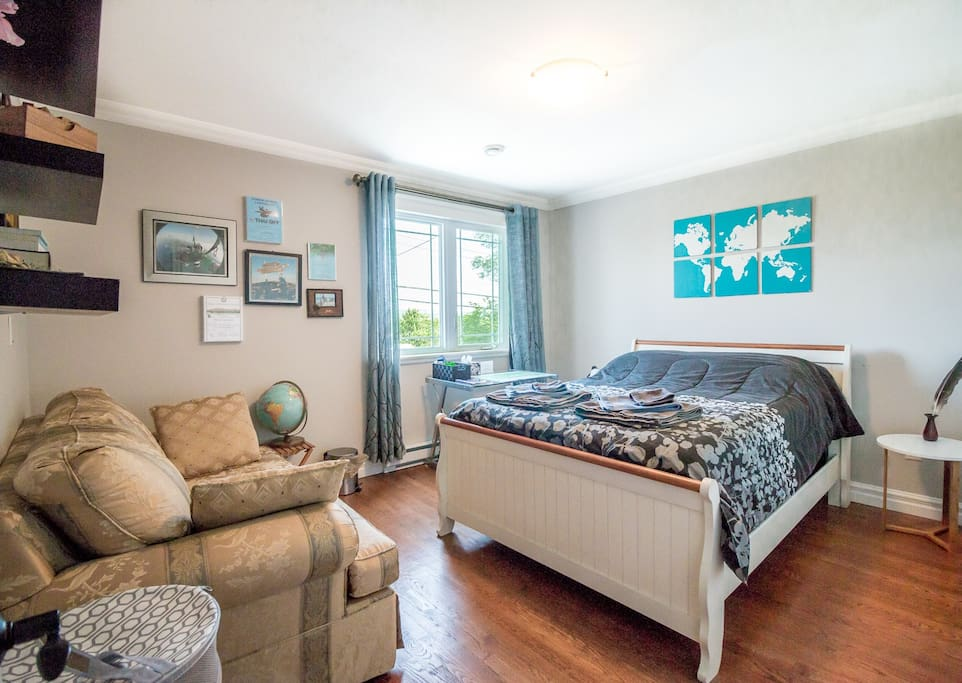 Central Master Bedroom Walk To Mun Or Downtown Houses For Rent In St John 39 S Newfoundland