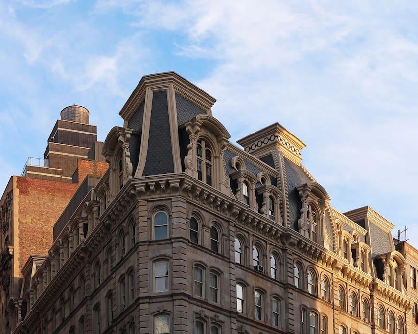 Delightful place to stay appartamenti in affitto a new for Appartamenti in affitto new york city