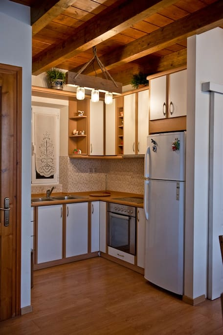 Kitchen - Κουζίνα
