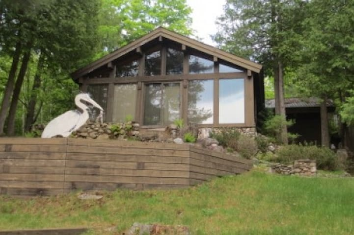 Madawaska Valley Cottage sleeps 24 comfortably
