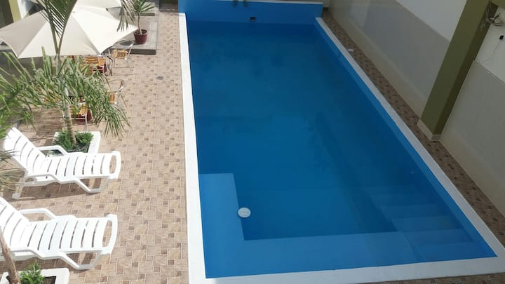 Pisco Small Apartament 15mn to Paracas Garage Pool